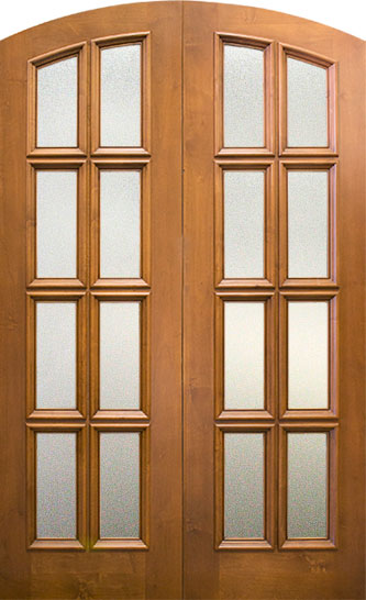 Sun mountain custom interior exterior wood doors wide - How wide are exterior french doors ...